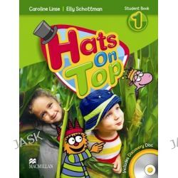 Hats On Top Student's Book Pack Level 1, Hats on Top by Caroline Linse, 9780230444805.