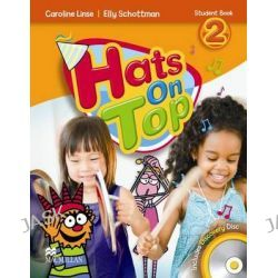 Hats on Top Student's Book Pack Level 2, Hats on Top by Caroline Linse, 9780230444980.