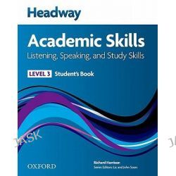 Headway Academic Skills, 3: Listening, Speaking, and Study Skills Student's Book by PATHARE, 9780194741583.