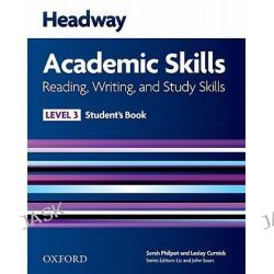 Headway Academic Skills, 3: Reading, Writing, and Study Skills Student's Book by HARRISON, 9780194741613.
