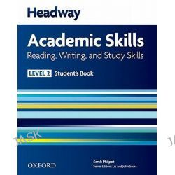 Headway Academic Skills, 2: Reading, Writing, and Study Skills Student's Book by HARRISON, 9780194741606.