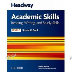 Headway Academic Skills, 1: Reading, Writing, and Study Skills Student's Book by HARRISON, 9780194741590.
