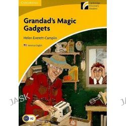 Grandad's Magic Gadgets Level 2 Elementary/Lower-Intermediate American English, Cambridge Discovery Readers: Level 2 by Helen Camplin, 9780521148979.