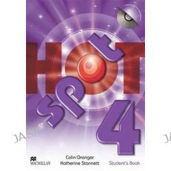 Hot Spot 4, Student's Book + CD ROM by Colin Granger, 9780230723771.