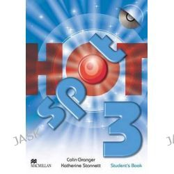 Hot Spot 3, Student's Book + CD-ROM by Colin Granger, 9780230723764.