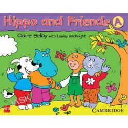 Hippo and Friends 1 Pupil's Book, Hippo and Friends by Claire Selby, 9780521680103.