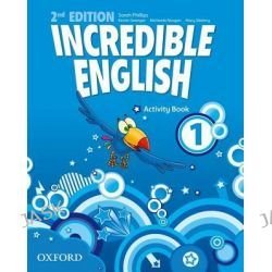 Incredible English 1, Activity Book: 1 by OXFORD, 9780194442404.