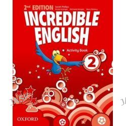 Incredible English 2, Activity Book by OXFORD, 9780194442411.