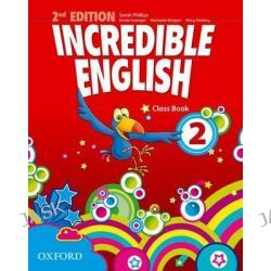 Incredible English, 2: Class Book: 2 by OXFORD, 9780194442299.