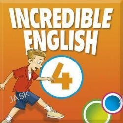 Incredible English 2e 4 Access Code Card Pack, 9780194442954.