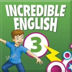 Incredible English 3 Access Code Card Pack, 9780194442947.