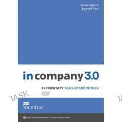 In Company 3.0 Elementary Level Teacher's Book Pack, In Company 3.0 by Edward Price, 9780230455047.