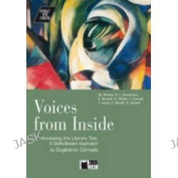 Interact with Literature, Voices from Inside + Audio CD by Collective, 9788877547507.