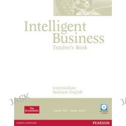 Intelligent Business Intermediate Teachers Book and Test Master CD-Rom Pack, Intelligent Business by Louise Pile, 9781405843409.