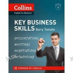Key Business Skills, B1-C1 by Barry Tomalin, 9780007488797.