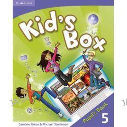 Kid's Box 5 Pupil's Book, Level 5 by Caroline Nixon, 9780521688239.