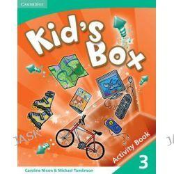 Kid's Box 3 Activity Book, Kid's Box by Caroline Nixon, 9780521688147.