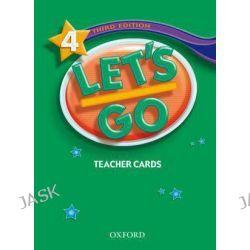 Let's Go, 4: Teacher Cards by Oxford University Press, 9780194394970.