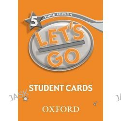 Let's Go, 5: Student Cards by Oxford University Press, 9780194394918.