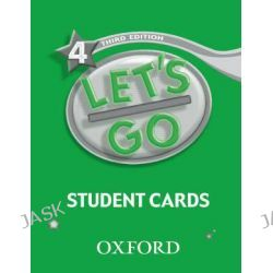 Let's Go, 4: Student Cards by Oxford University Press, 9780194394901.