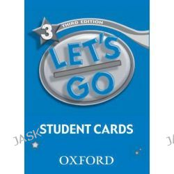 Let's Go, 3: Student Cards by Oxford University Press, 9780194394895.