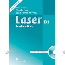 Laser Teacher's Book Pack Level B1, Laser by Malcolm Mann, 9780230433601.
