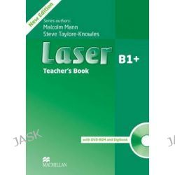 Laser Teacher's Book Pack Level B1+, Laser by Malcolm Mann, 9780230433755.