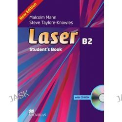 Laser Student's Book + CD-ROM Pack Level B2, Laser by Malcolm Mann, 9780230433823.
