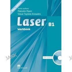 Laser Workbook (- Key) + CD Pack Level B1, Laser by Malcolm Mann, 9780230433540.
