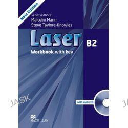 Laser Workbook (+ Key) + CD Pack Level B2, Laser by Malcolm Mann, 9780230433830.
