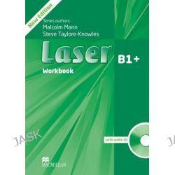 Laser Workbook (- Key) + CD Pack Level B1+, Laser by Malcolm Mann, 9780230433694.