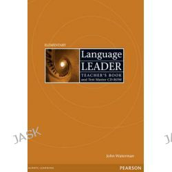 Language Leader Elementary Teachers Book and Test Master CD-ROM Pack, Language Leader by John Waterman, 9781405852869.