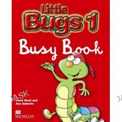 Little Bugs 1, Busy Book by Carol Read, 9781405061506.