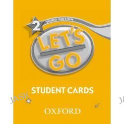 Let's Go, 2: Student Cards by Oxford University Press, 9780194394888.