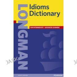 Longman Idioms Dictionary, Idioms Dictionary by Longman, 9780582305779.