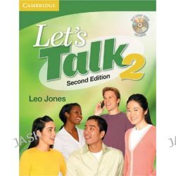 Let's Talk 2 , Second Edition - Expanded Self Study Audio by Leo Jones, 9780521692847.