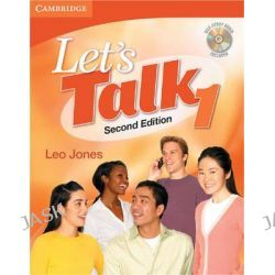 Let's Talk 1 , Second Edition - Expanded Self Study Audio by Leo Jones, 9780521692816.