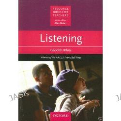 Listening, Resource Books For Teachers by Goodith White, 9780194372169.
