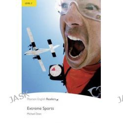 Level 2, Extreme Sports Book and MP3 Pack by Michael Dean, 9781408284988.