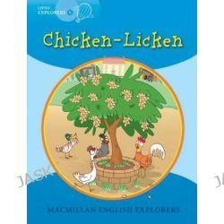 Little Explorers B, Chicken Licken by Gill Munton, 9781405059923.