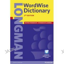 Longman Wordwise Dictionary, Longman Wordwise Dictionary by Longman, 9781405880787.