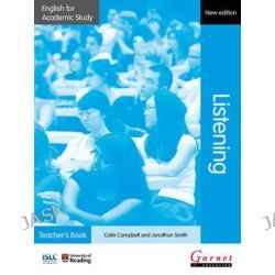 Listening 2012, English for Academic Study (2012) by Colin Campbell, 9781908614346.