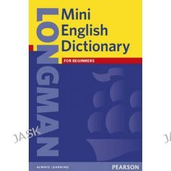 Longman Mini English Dictionary, Mini Dictionaries by Longman, 9780582438484.
