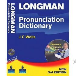 Longman Pronunciation Dictionary, Longman Pronunciation Dictionary by John Wells, 9781405881180.