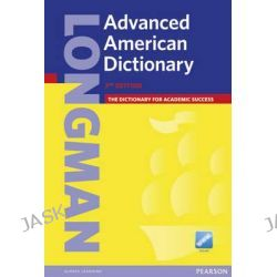 Longman Advanced American Dictionary, Longman Advanced American Dictionary, 9781447913139.
