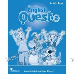 Macmillan English Quest Activity Book Level 2, 2 by Jeanette Corbett, 9780230439856.