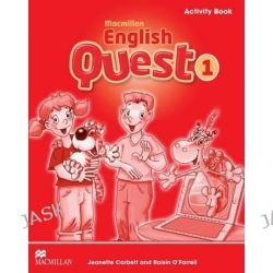 Macmillan English Quest Activity Book Level 1, 1 by Jeanette Corbett, 9780230439801.