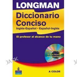 Longman Diccionario Conciso, Schools Bilingual Dictionaries by Pearson Education Australia, 9781405831499.