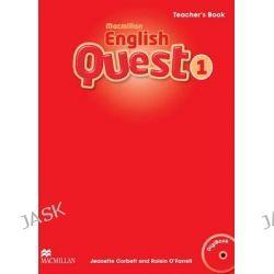 Macmillan English Quest Teacher's Book + Digibook Pack, Macmillan English Quest by Jeanette Corbett, 9780230443815.