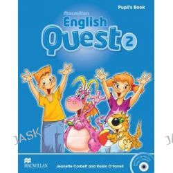 Macmillan English Quest Pupil's Book Pack Level 2, Macmillan English Quest by Jeanette Corbett, 9780230443822.